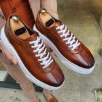 Aysoti Opallac Brown Shoes