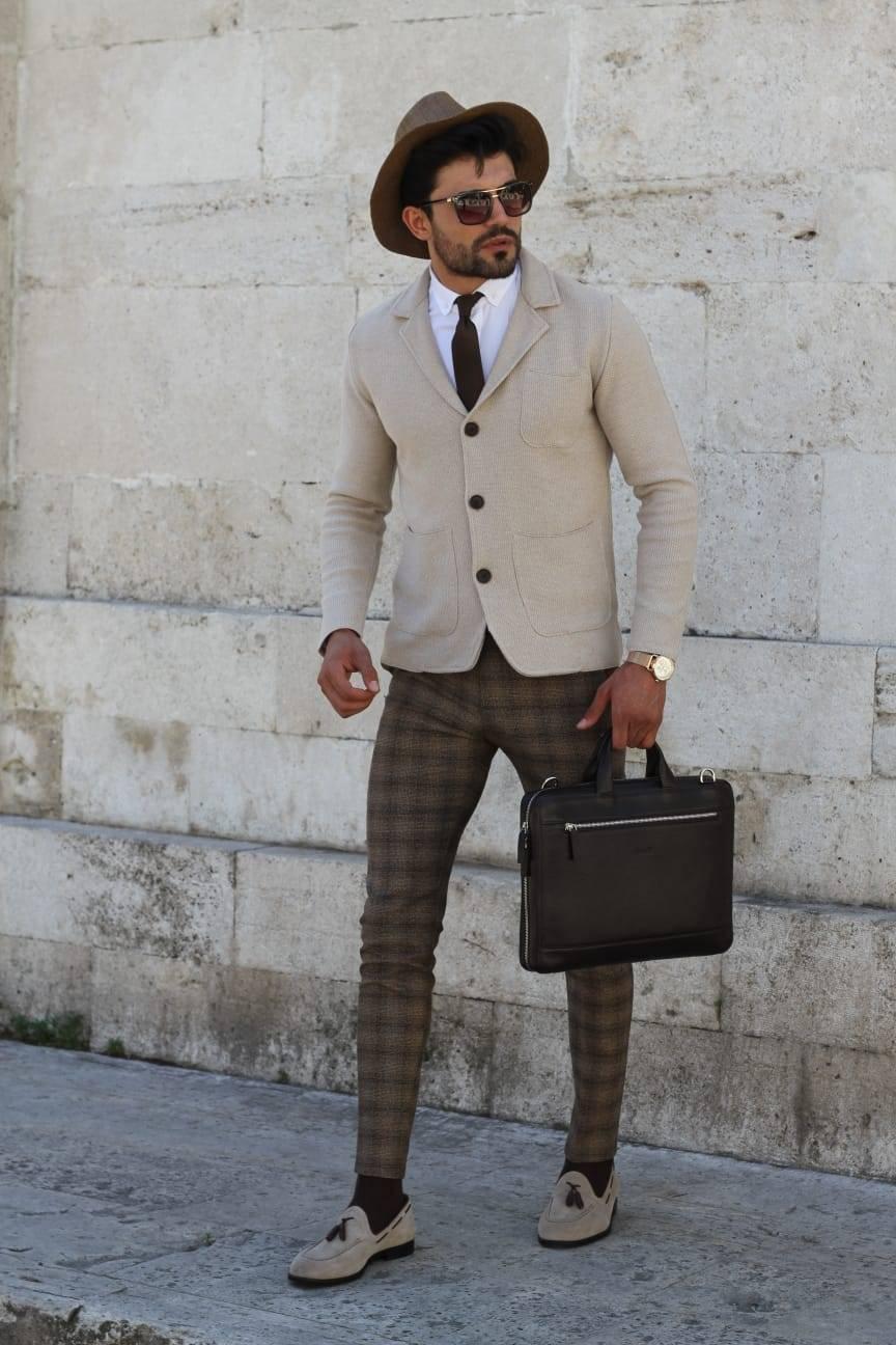 Acica Knitwear Cardigan Beige