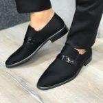 Bellfast Aysoti Black Suede Shoes