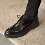 Aysoti Marvee Black Laced Boots