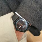 Aysoti Casba Brown Wrist Watch