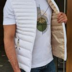 Slim Fit Puffer Jacket