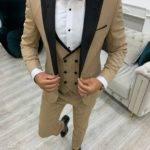 Slim Fit Peak Lapel Tuxedo